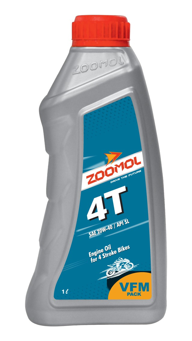 ZOOMOL 4T 20W-40 SL