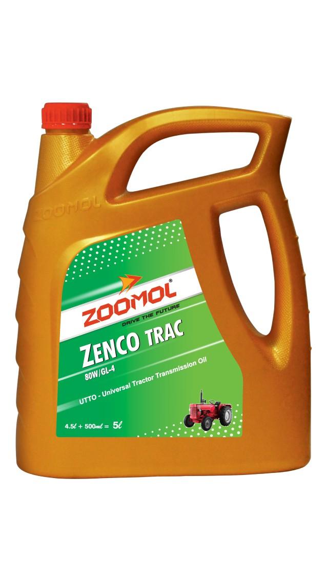 ZOOMOL ZENCO TRAC 80W GL-4