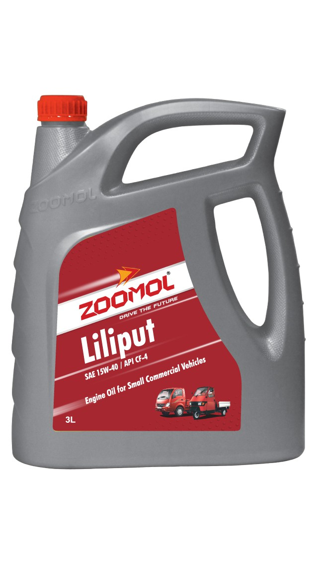 ZOOMOL LILIPUT 15W-40 CF-4