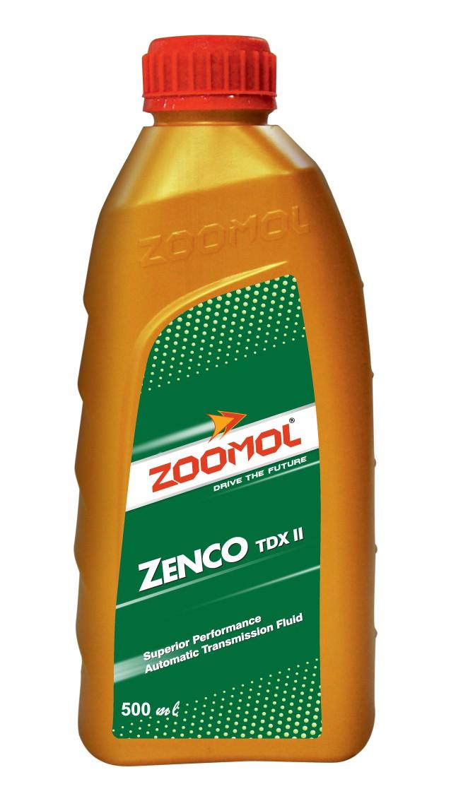 ZOOMOL ZENCO TDX II