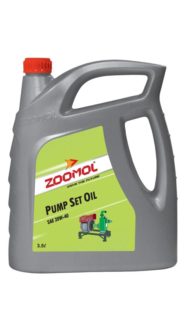 ZOOMOL PUMPSET OIL 20W-40