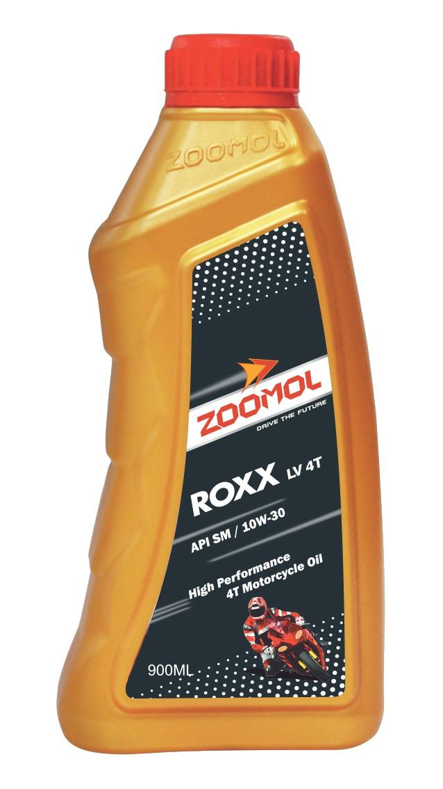 ZOOMOL ROXX LV 4T 10W-30 SM/MA2