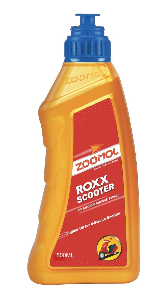 ZOOMOL ROXX SCOOTER 10W-30 SN/MB