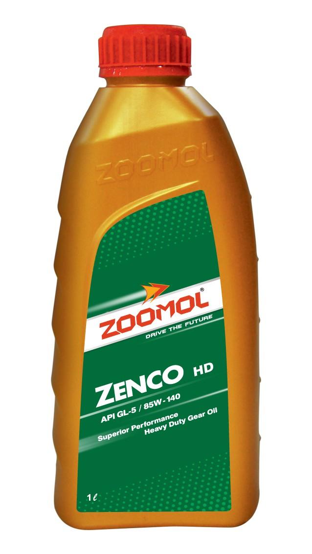 ZOOMOL ZENCO HD GL-5
