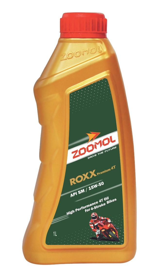 ZOOMOL ROXX PREMIUM 4T 15W-50 SM/MA2